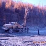 Буровая установка УРБ-2А2